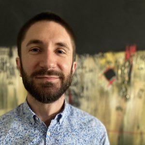 Adam Welti Headshot