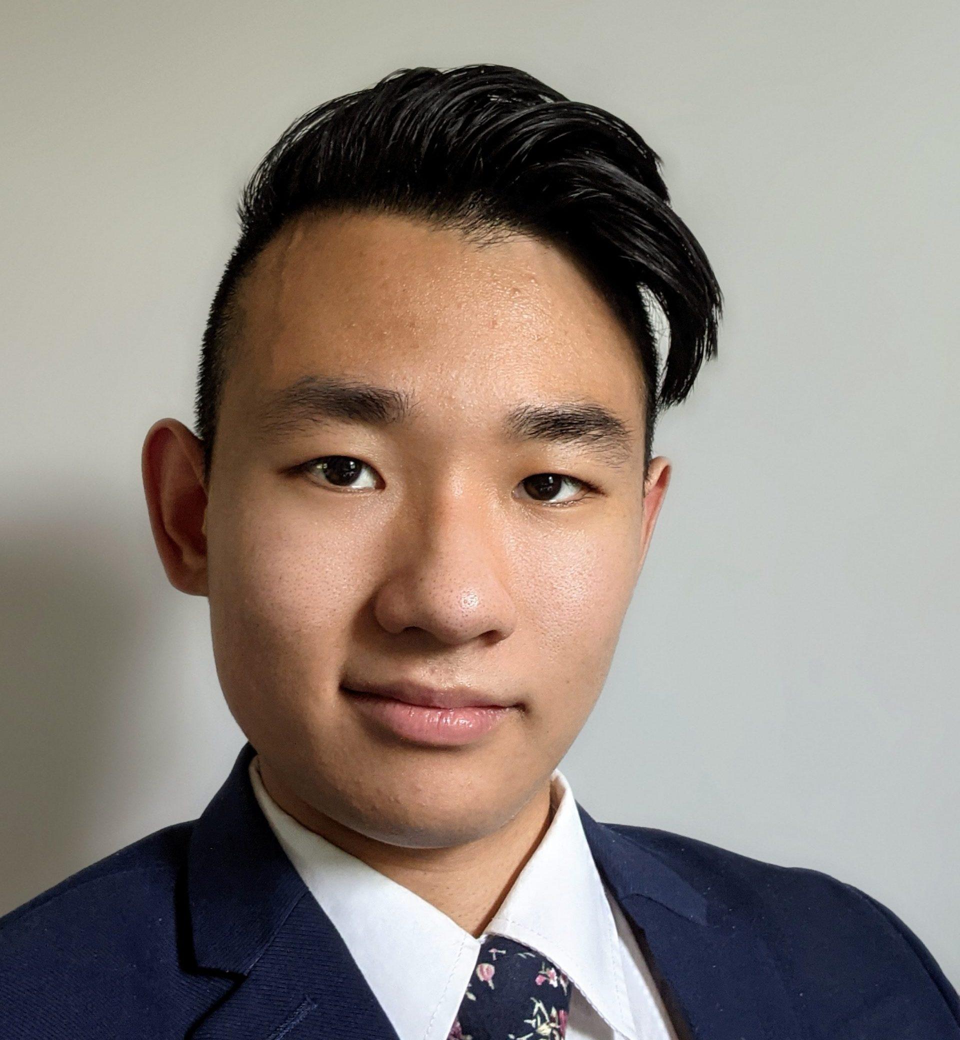 James Wong Headshot