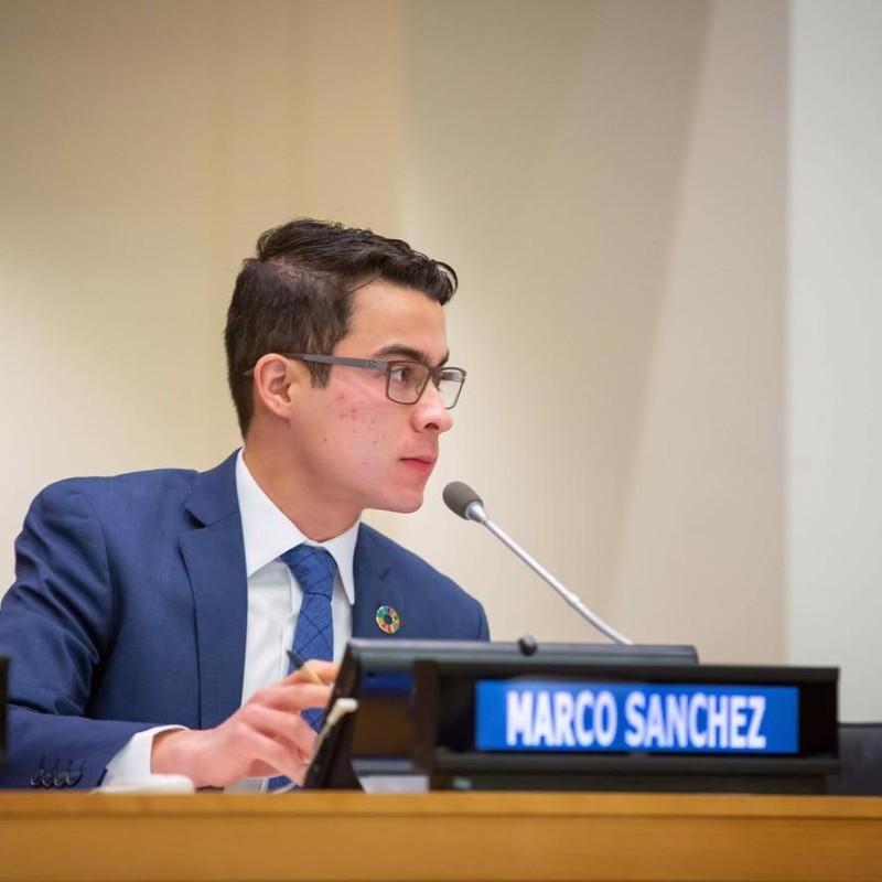 Marco Sanchez Headshot