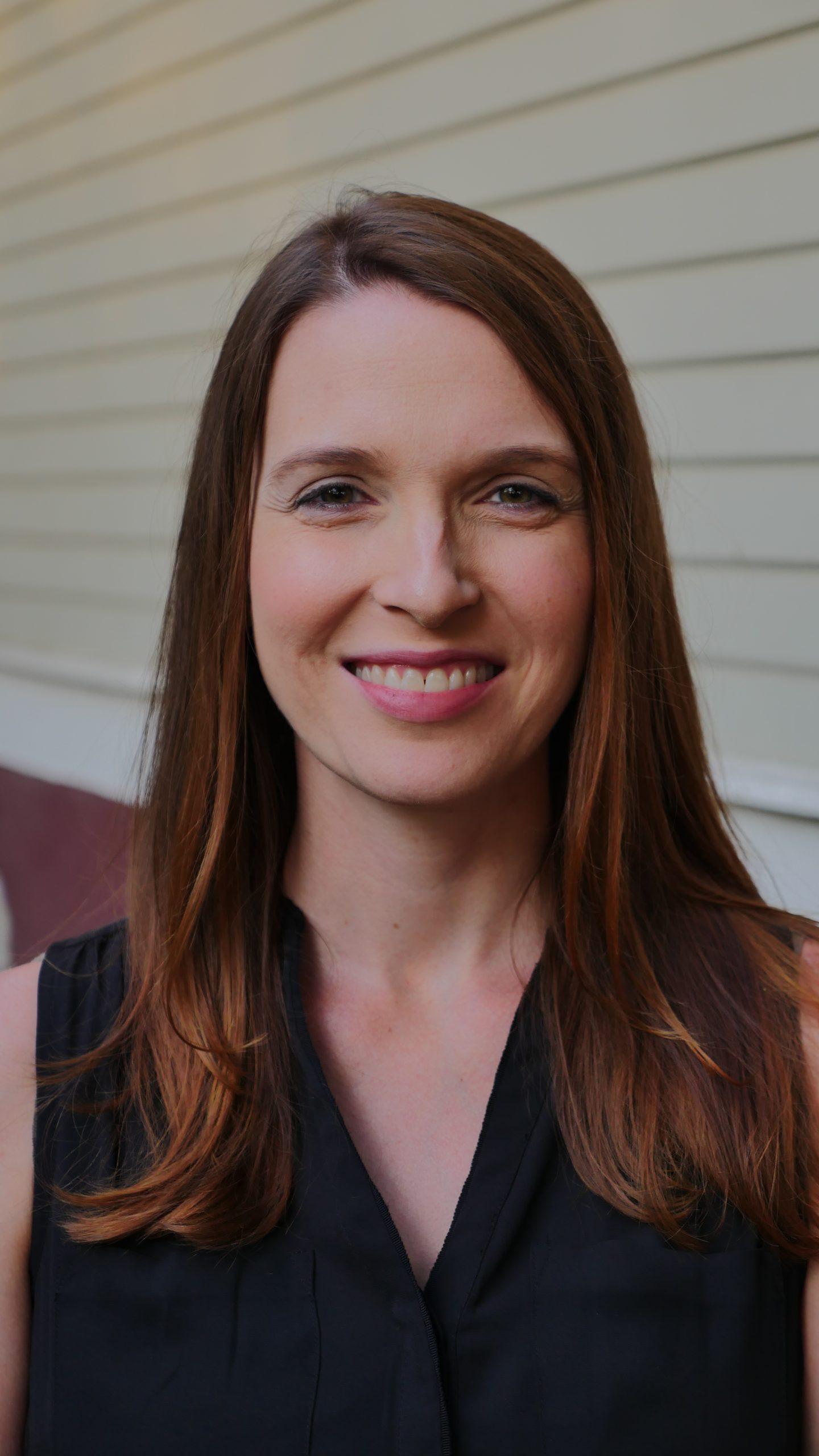 Mary Borrowman Headshot